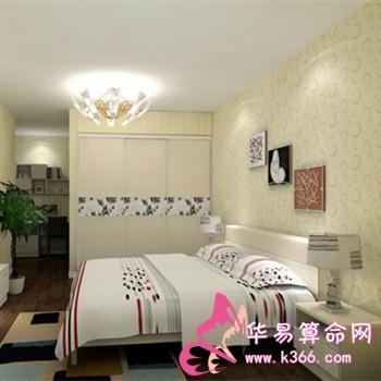 臥室適合什么顏色-臥室風水-華易算命網