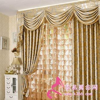 卧室窗帘2016新款造型图片
