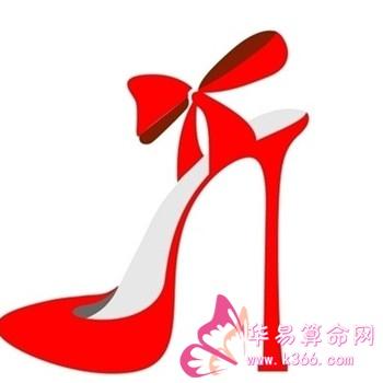 红色中国风镂空花纹