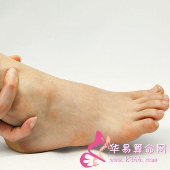 体相图解  脚是用来走路的